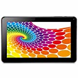 9 inch Tablet PC Kids Android 4.4 512MB 8GB A33 Dual Camera Children Tablet -Black (Black)