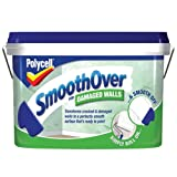 Polycell Smooth Over Damaged Walls 5 Litre