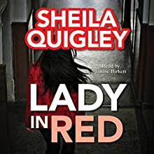 Lady in Red: The Seahills, Book 6 Audiobook by Sheila Quigley Narrated by Janine Birkett