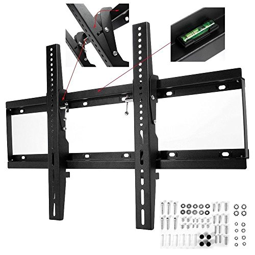 FLAT SCREEN TV WALL MOUNT TILT STAND 22 32 37 39 40 42 47 50 55 60 65
