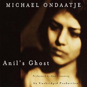 Anil's Ghost Audiobook