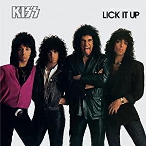 Lick It Up [LP]