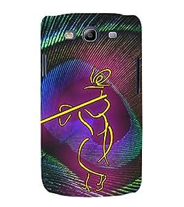 Lord Sri Krishna Cute Fashion 3D Hard Polycarbonate Designer Back Case Cover for Samsung Galaxy S3 i9300 :: Samsung I9305 Galaxy S III :: Samsung Galaxy S III LTE