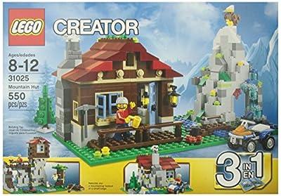 Mountain Hut 31025 by LEGO Creator
