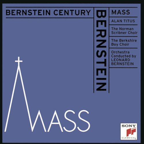 Bernstein: Mass by Alan Titus, Barbara Williams, Benjamin Rayson, Carl Hall and Dudley Williams