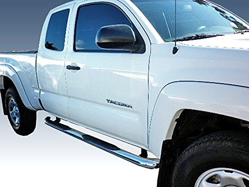 MaxMate Custom Fit 05-16 Toyota Tacoma Access Cab Stainless Steel 3