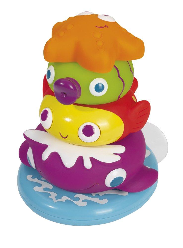 Simba Toys 104019678 ABC - Set de animales apilables para el baño   Comentarios y más información