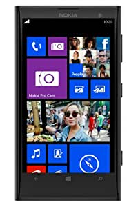 Nokia Lumia 1020 Sim Free Windows Smartphone with 41MP Camera - Black (discontinued by manufacturer)
