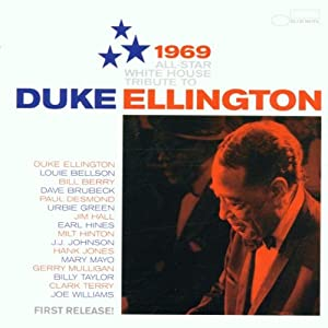 1969 All Star Tribute to Duke Ellington