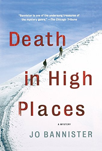 Image of Death in High Places