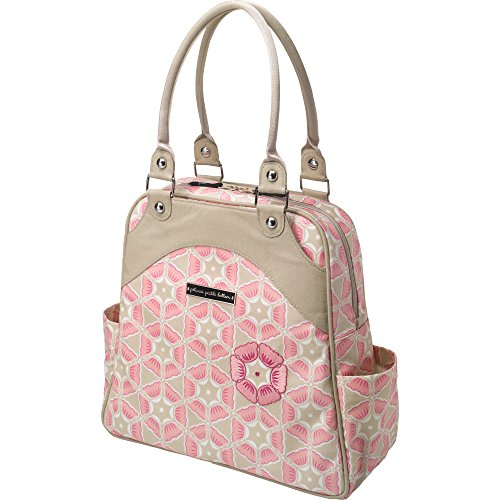 Petunia Pickle Bottom Sashay Satchel, Blooming Brixham