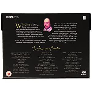 BBC TV The Shakespeare Collection [Import anglais]