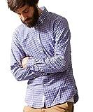 (ビューティーアンドユースユナイテッドアローズ)BEAUTY&YOUTHUNITEDARROWSBYオックスギンガム/チェックボタンダウンシャツ1211218662377RoyalS