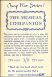 img - for The Musical Companion, a Compendium for All Lovers of Music. book / textbook / text book