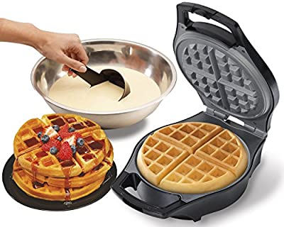 Proctor Silex 26044A Mess Free Belgian Style Waffle Maker from Hamilton Beach