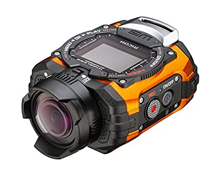 Ricoh WG-M1 Waterproof Action Video Camera