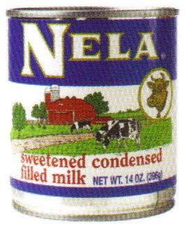 Goya Foods Nela Sweetened Condensed Milk, 14-Ounce (Pack of 24)