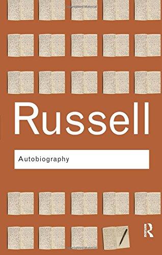 Bertrand Russell Bundle: Autobiography (Routledge Classics)