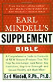 Earl Mindell's Supplement Bible (0684844761) by Colman, Carol