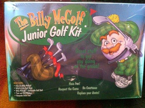 Billy McGolf Junior Golf Kit - 1