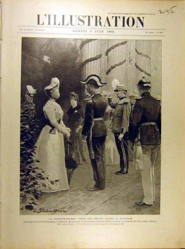 1901 Schrippenfest Petits-Pains Potsdam Bonnal Gallet