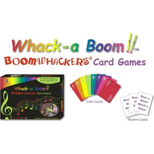 Boomwhackers-WB-C1-Whack-a-Boom-Kartenspiel