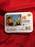 Despicable-Me-Minions-PUZZLE-In-COLLECTIBLE-TIN-PUZZLE-IS-24-PC-NEW-5-x-7-inch