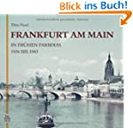 Frankfurt am Main in fr�hen Farbdias...