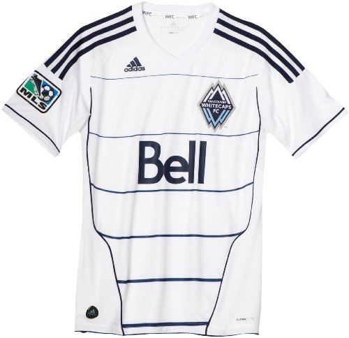 MLS Vancouver Whitecaps Boy's Replica Home Jersey