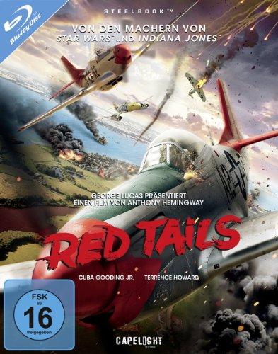 Red Tails - Steelbook [Blu-ray]