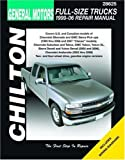 GM Full-Size Trucks, 1999-06 Repair Manual (Chilton