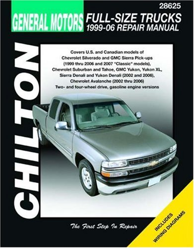 Gm full size trucks 1999 06 repair manual chiltons total car click here to learn more solutioingenieria Gallery