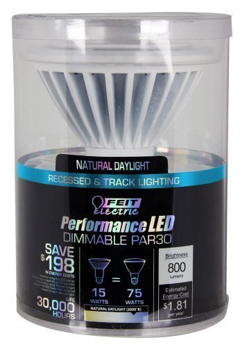 Feit Par30L/5K/Ledg5 Led Dimmable Par30 5K Reflector Gen5