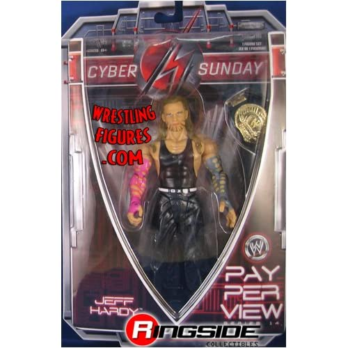 Jeff Hardy Games Jeff Hardy Toys Games