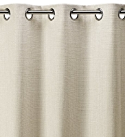 Textured Wicker Eyelet Curtains