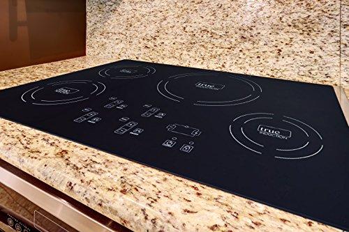 True Induction TI4B 4 Burner Cooktop, Black (True Induction 2 Burner compare prices)