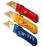 Olympia Tools 33-147 3-Pieces Turbo X Knife Set