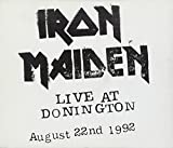 Live 1992 at Donington by Iron Maiden (1997-11-11)