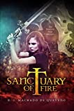 img - for Sanctuary of Fire (The Deceiver Saga) book / textbook / text book