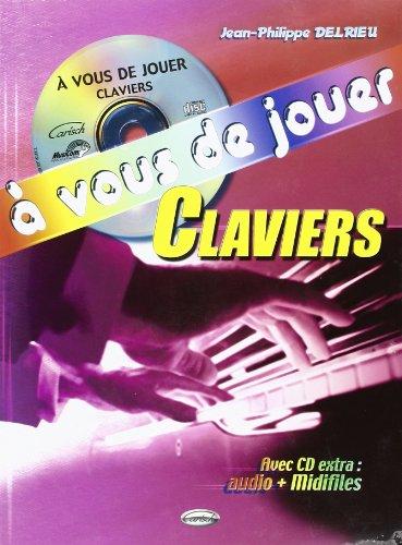 A vous de Jouer Volume 1 +CD - Orgue Elec.