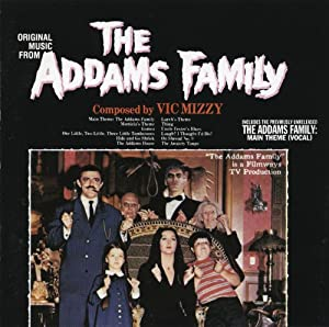 The Addams Family: Main Theme (From The Television Series ''The Addams Family'') from Legacy Recordings