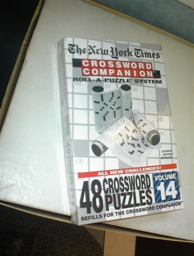Cheap Hebbko The New York Times: Crossword Companion Roll-A-Puzzle Refills Volume 14 (B0028BZ1T4)