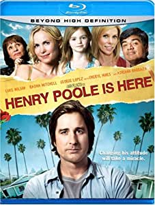 Henry Poole Is Here [Blu-ray] [Import]