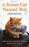 James Bowen A Street Cat Named Bob: How One Man and His Cat Found Hope on the Streets