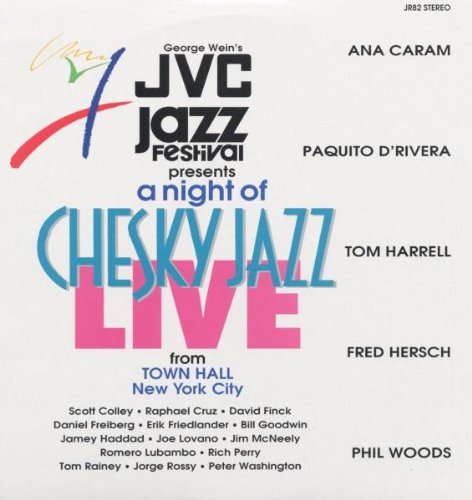 A Night Of Chesky Jazz Live At Town Hall: Jvc Jazz Festival [Vinyl]
