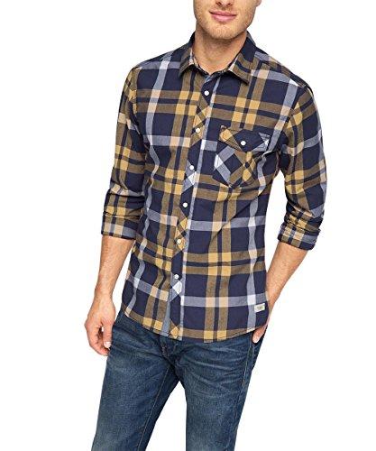 edc by ESPRIT kariert - Camisa para hombre