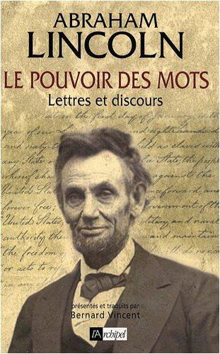 Le pouvoir des mots : Lettres et discours