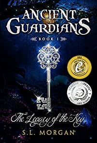 (FREE on 10/4) Ancient Guardians: The Legacy Of The Key by SL Morgan - http://eBooksHabit.com