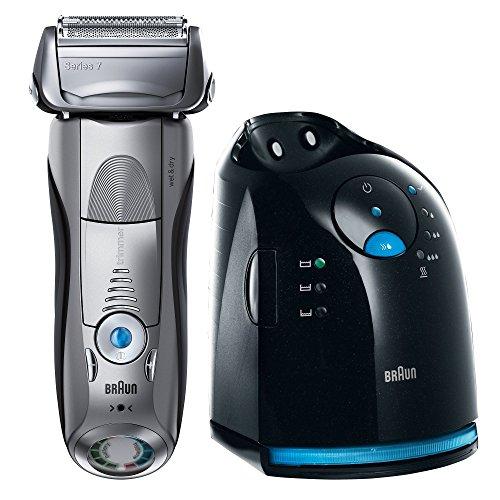 Braun Series 7 799cc-7 Elektrischer Rasierer Wet & Dry, Elektrorasierer Herren, Bart Trockenrasierer, nass Rasierapparat, Männer thumbnail