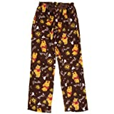 Disney Winnie the Pooh Fleece Pant Lounge Pajama Drawstring Plus Size